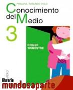 Portada de CONOCIMIENTO DEL MEDIO 3