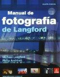 Portada de *MANUAL DE FOTOGRAFIA DE LANGFORD
