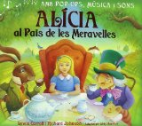 Portada de ALICIA AL PAIS DE LES MERAVELLES (POP-UP)