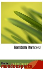Portada de RANDOM RAMBLES