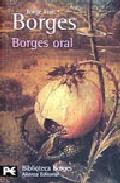 Portada de BORGES ORAL