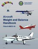 Portada de AIRCRAFT WEIGHT AND BALANCE HANDBOOK: FAA-H-8083-1A