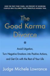 Portada de THE GOOD KARMA DIVORCE
