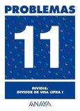 Portada de PROBLEMAS 11. DIVIDIR: DIVISOR DE UNA CIFRA I