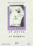 Portada de HORACIO, EL POETA Y EL HOMBRE