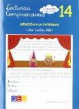 Portada de LECTURAS COMPRENSIVAS 14 (3ª ED.): ATENCION A LA DIVERSIDAD: LEO TEXTOS VIII