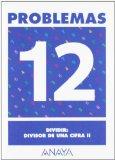 Portada de PROBLEMAS 12. DIVIDIR: DIVISOR DE UNA CIFRA II