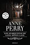 Portada de LOS ANARQUISTAS DE LONG SPOON LANE