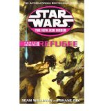 Portada de [(STAR WARS: THE NEW JEDI ORDER - FORCE HERETIC II REFUGEE)] [AUTHOR: SEAN WILLIAMS] PUBLISHED ON (MAY, 2003)