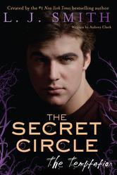 Portada de THE SECRET CIRCLE: THE TEMPTATION