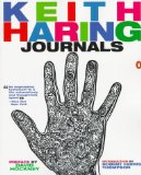 Portada de KEITH HARING JOURNALS