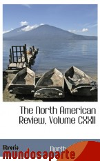 Portada de THE NORTH AMERICAN REVIEW, VOLUME CXXII