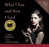 Portada de WHAT I SAW AND HOW I LIED - AUDIO BY JUDY BLUNDELL (2009-10-01)