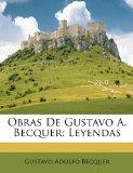 Portada de OBRAS DE GUSTAVO A. BECQUER: LEYENDAS