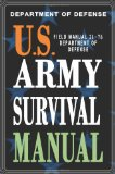 Portada de U.S. ARMY SURVIVAL MANUAL: FM 21-76