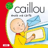 Portada de CAILLOU ENVIA UNA CARTA