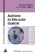 Portada de AUXILIAR DE EDUCACION ESPECIAL: TEMARIO GENERAL