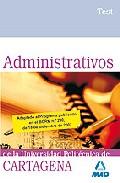Portada de ADMINISTRATIVOS DE LA UNIVERSIDAD POLITECNICA DE CARTAGENA