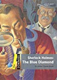 Portada de DOMINOES 1. SHERLOCK HOLMES. THE BLUE DIAMOND (+ MP3)