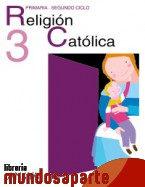 Portada de RELIGIÓN CATÓLICA 3