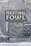 Portada de ARTEMIS FOWL: THE ARCTIC INCIDENT