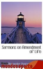 Portada de SERMONS ON AMENDMENT OF LIFE