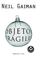 Portada de OBJETOS FRAGILES