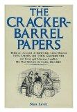 Portada de THE CRACKER-BARREL PAPERS / STAN LEVITT