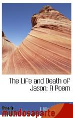 Portada de THE LIFE AND DEATH OF JASON: A POEM