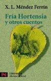 Portada de FRIA HORTENSIA Y OTROS CUENTOS