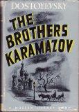 Portada de THE BROTHERS KARAMAZOV