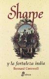 Portada de SHARPE Y LA FORTALEZA INDIA