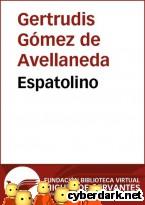 Portada de ESPATOLINO - EBOOK