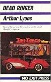 Portada de DEAD RINGER (A JACOB ASCH MYSTERY) BY LYONS, ARTHUR (1983) PAPERBACK