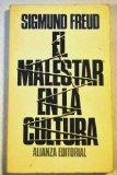 Portada de EL MALESTAR EN LA CULTURA Y OTROS ENSAYOS