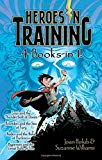 Portada de HEROES IN TRAINING 4-BOOKS-IN-1!: ZEUS AND THE THUNDERBOLT OF DOOM; POSEIDON AND THE SEA OF FURY; HADES AND THE HELM OF DARKNESS; HYPERION AND THE GREAT BALLS OF FIRE BY JOAN HOLUB (2015-06-16)