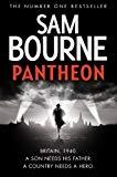 Portada de PANTHEON BY SAM BOURNE (2012-07-05)