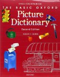 Portada de THE BASIC OXFORD PICTURE DICTIONARY: ENGLISH/SPANISH, 2ND EDITION 2ND BY GRAMER, MARGOT, GAITAN, SERGIO (2003) PAPERBACK