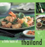 Portada de A LITTLE TASTE OF THAILAND BY MURDOCH BOOKS TEST KITCHEN (2010) PAPERBACK