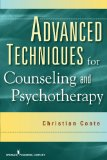 Portada de ADVANCED TECHNIQUES FOR COUNSELING AND PSYCHOTHERAPY
