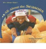 Portada de ALL ABOUT THE SEASONS (IT'S ABOUT TIME) (HARDBACK) - COMMON