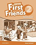 Portada de FIRST FRIENDS. ACTIVE BOOK. CON ESPANSIONE ONLINE. PER LA SCUOLA ELEMENTARE: LITTLE AND FIRST FRIENDS 2: ACTIVITY BOOK 2ND EDITION (LITTLE & FIRST FRIENDS SECOND EDITION) - 9780194432504