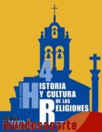 Portada de HISTORIA Y CULTURA DE LAS RELIGIONES 4