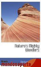 Portada de NATURE`S MIGHTY WONDERS
