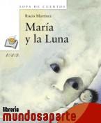 Portada de MARÍA Y LA LUNA