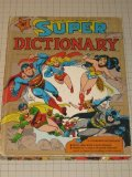 Portada de SUPER DICTIONARY BY WARNER EDUCATIONAL SERVICES PUBLISHED BY HOLT, RINEHART & WINSTON (1978) HARDCOVER