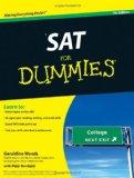 Portada de THE SAT FOR DUMMIES (FOR DUMMIES (LIFESTYLES PAPERBACK))