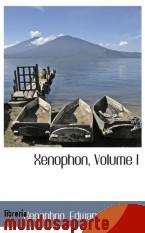 Portada de XENOPHON, VOLUME I