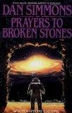 Portada de PRAYERS TO BROKEN STONES