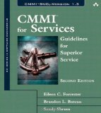 Portada de CMMI FOR SERVICES: GUIDELINES FOR SUPERIOR SERVICE 2ND EDITION